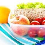 การใช้ผลิตภัณฑ์พลาสติกกับการใส่อาหาร