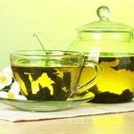 ชาเขียวกับการลดความอ้วน