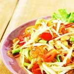 อาหารที่กินแล้วไม่อ้วน : อาหารแคลอรี่ต่ำ สำหรับคนที่ต้องกินข้าวนอกบ้าน
